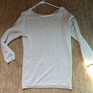 Aerie long sweater